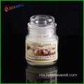 Double Holiness brand fruit wangi kaca botol lilin